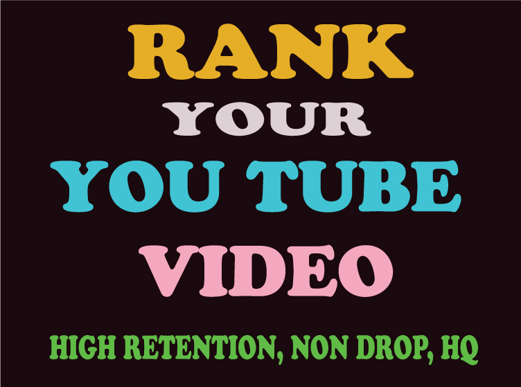 Non Drop, HQ, Worldwide Promotion for your Business Video