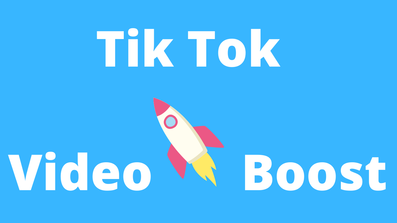 Tik Tok Video Boost Package Safe