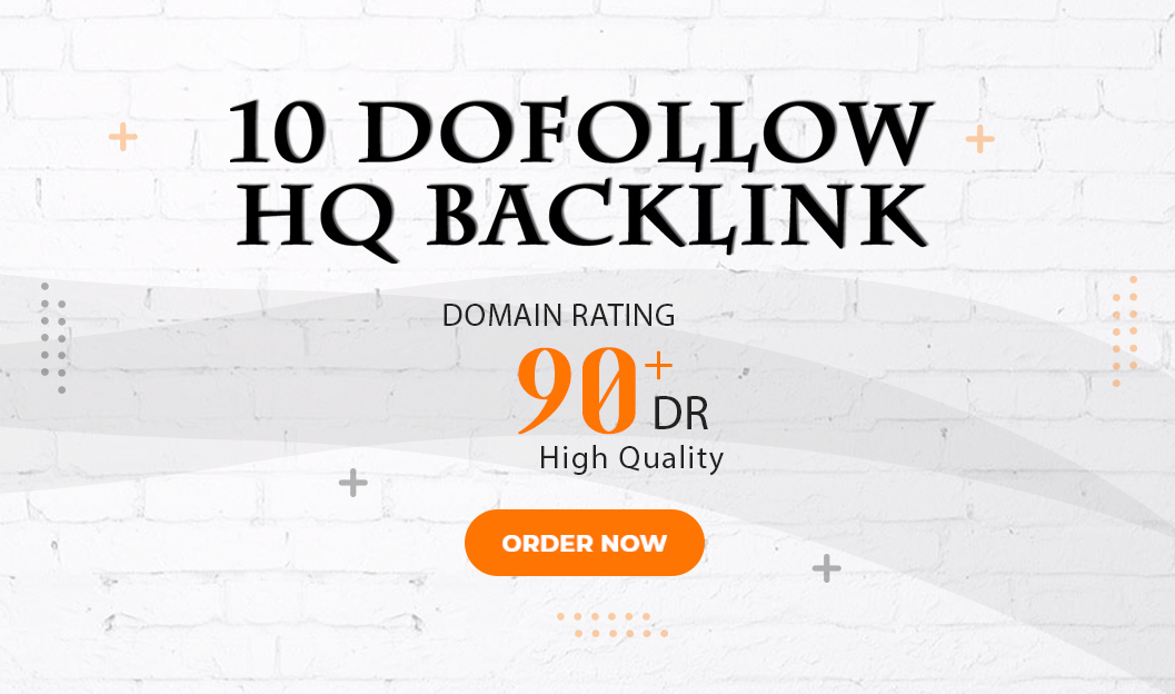 Do DR 90+ Dofollow Profile Backlink To Boost Your Domain Authority