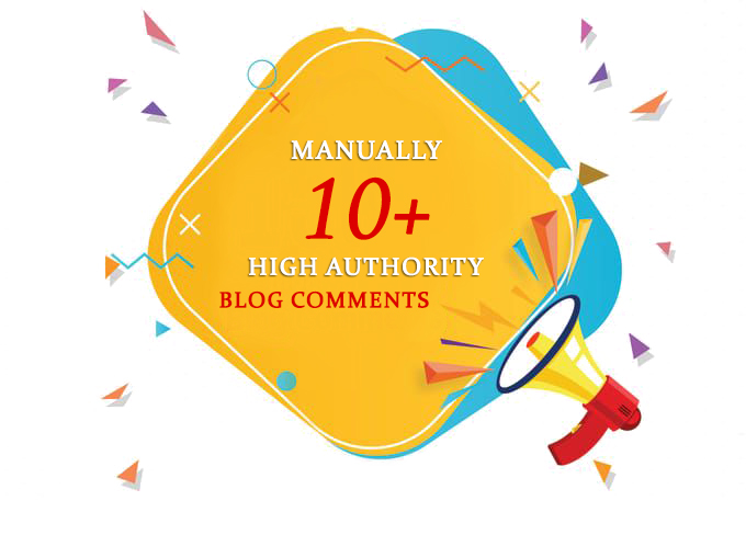 10 High Quality Dofollow Blog comments