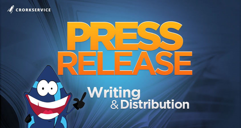 20 Press Release Submissions - write and submit