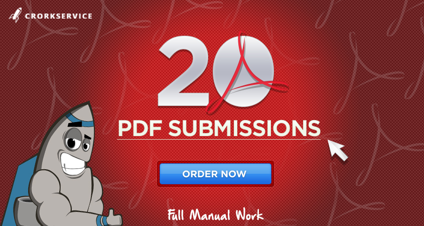 20 PDF Submissions - Manual Work,  Full Report