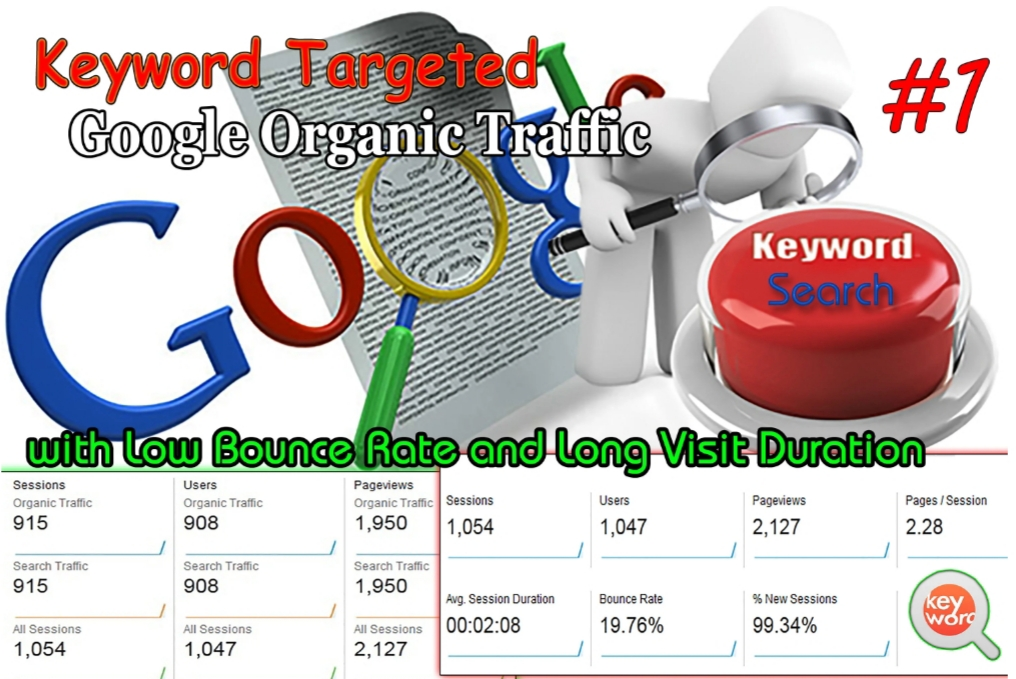 Send Geo Target, Adsense Safe, Niche Related, Real Organic Visitors 500 to 600 per day for 30 days
