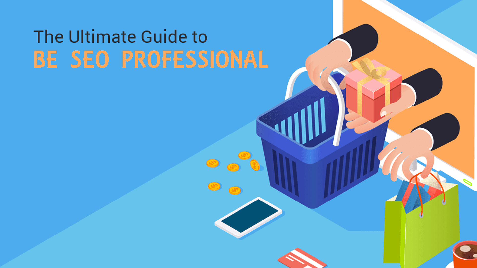 Be Professional SEO from A to Z