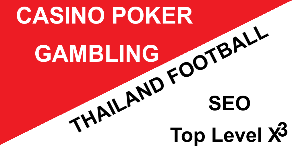 Page 1 Google Thailand Language 1 Keyword Online Casino Poker Sports Betting Football Gambling Site