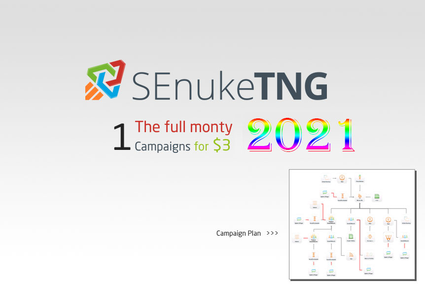 SEnuke TNG The full monty 2021