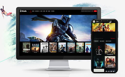 All in One TV Portal - Launch your own Movies Site
