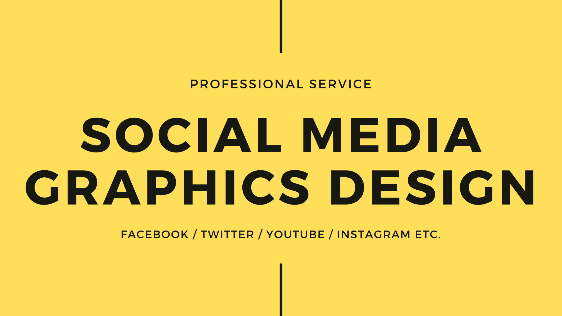 Social Media Cover & Profile Picture Designing with your Logo