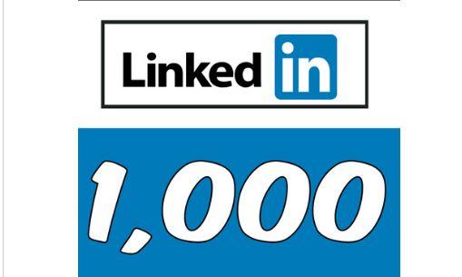 Provide 1000 High Quality LinkedIn Followers for Company Page