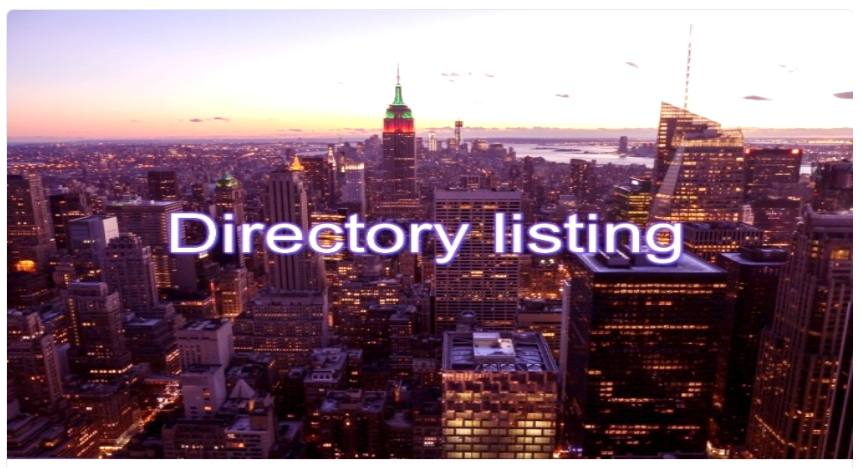 Add your website to 7 web directories