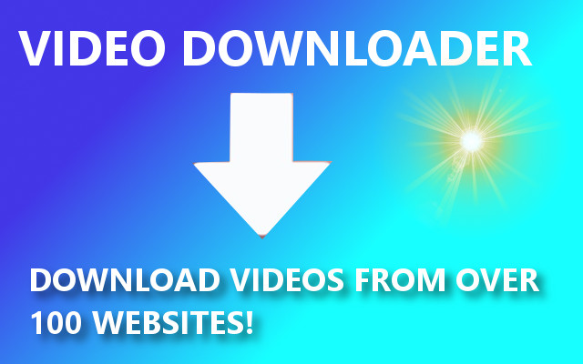 Download videos from over 200 websites - Video to Audio on YouTube Too