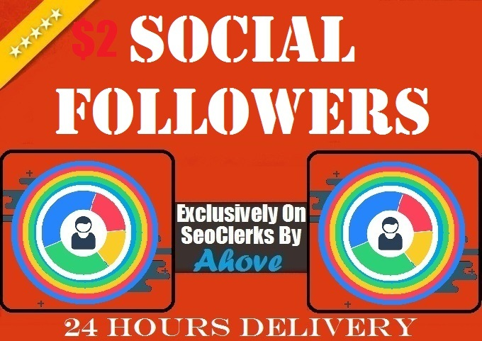 Offer1 Get Instant Followers To Social Media Profile