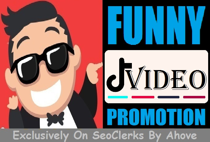 Start Instant Funny Site Video Promotion