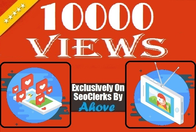 Get Insatnt 10000 Views In Videos