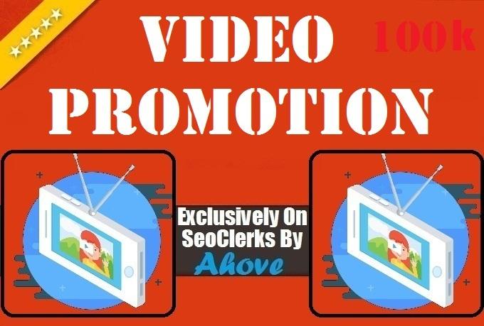 Offer10 Get Instant Social Media Video Promotion