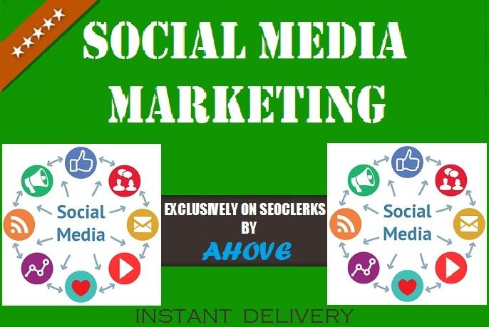 Get Instant Social Media Marketing