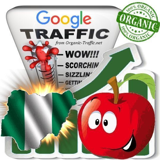 Nigerian Search Traffic from Google. com. ng with your Keywords