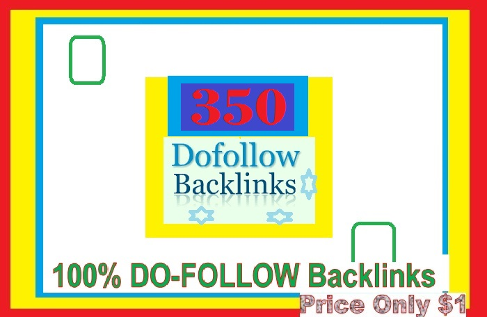 Manage & add 350+ Do-follow Backlinks mix platforms for Your Websites