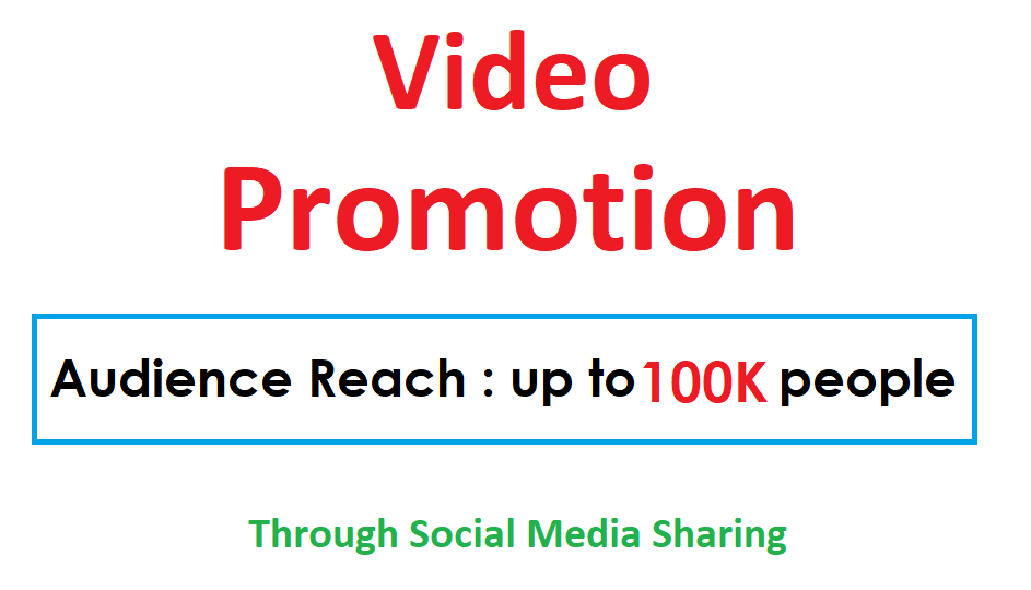 Video Viral Marketing Promotion Package 4