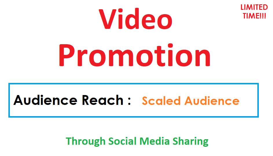 YouTube Video Viral Marketing Promotion Special Package