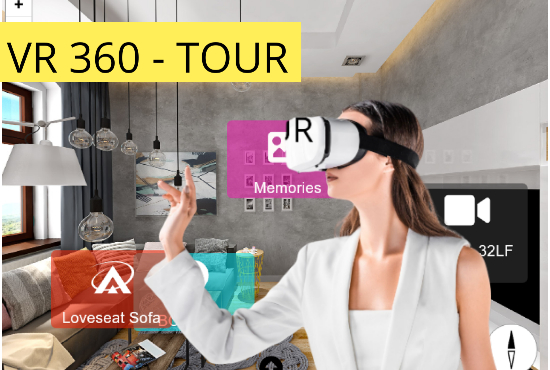 I will do virtual reality 360 tour for your business,eCommerce or wordpress