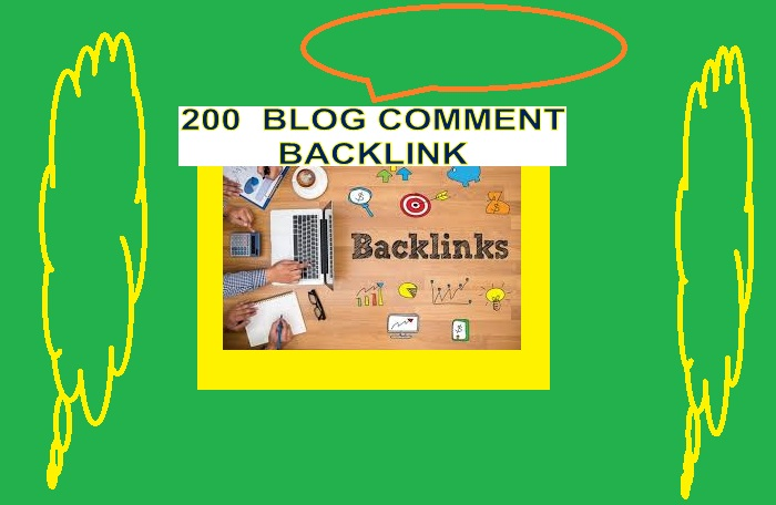 Provide 200 Blog or Image BACKLINGS for Your Websites