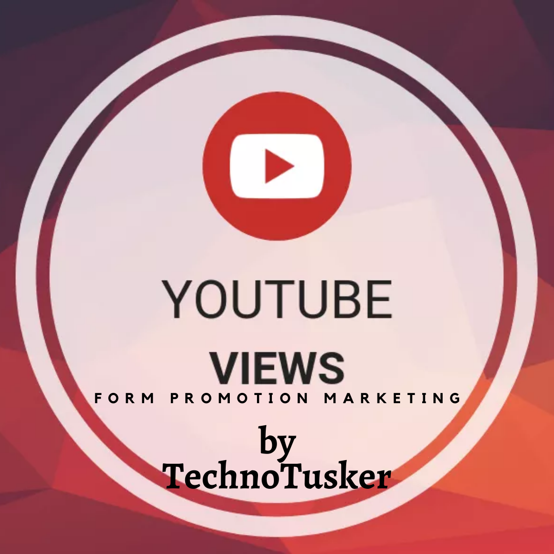 Promotion Marketing to your Youtube video