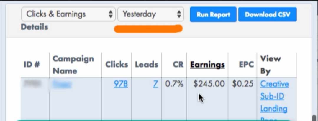 I will show you the Unknown Traffic Source To Turn Tiny 0.01 Clicks Into 240+ Per Day In Pure CPA