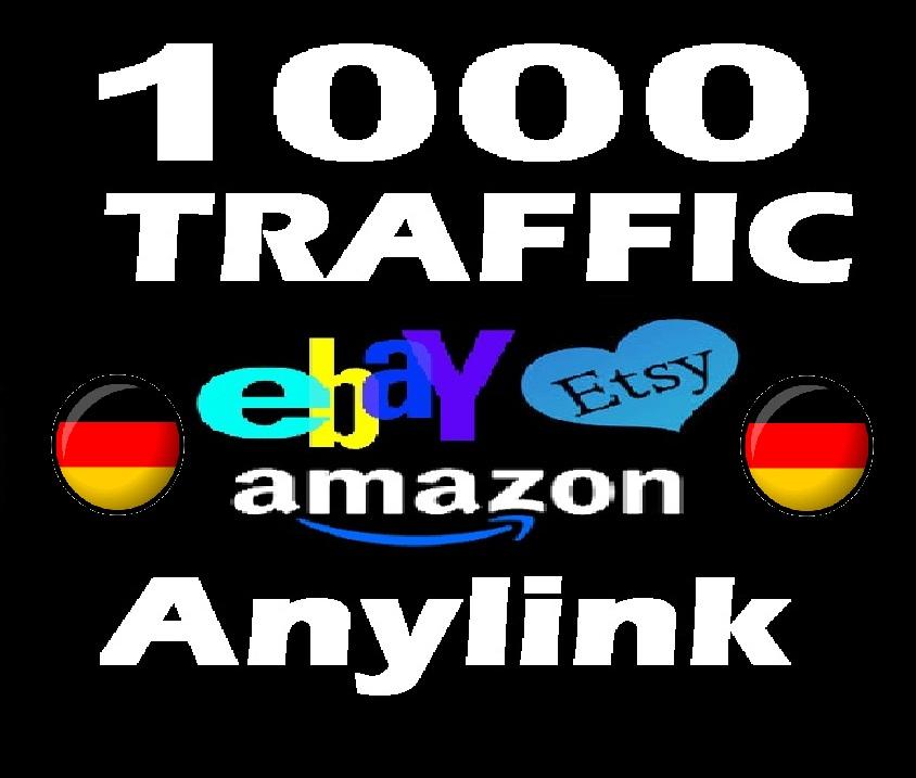 Real Human safe quality visits Traffic amazon ebay etsy shopfiy aliexpress shop store