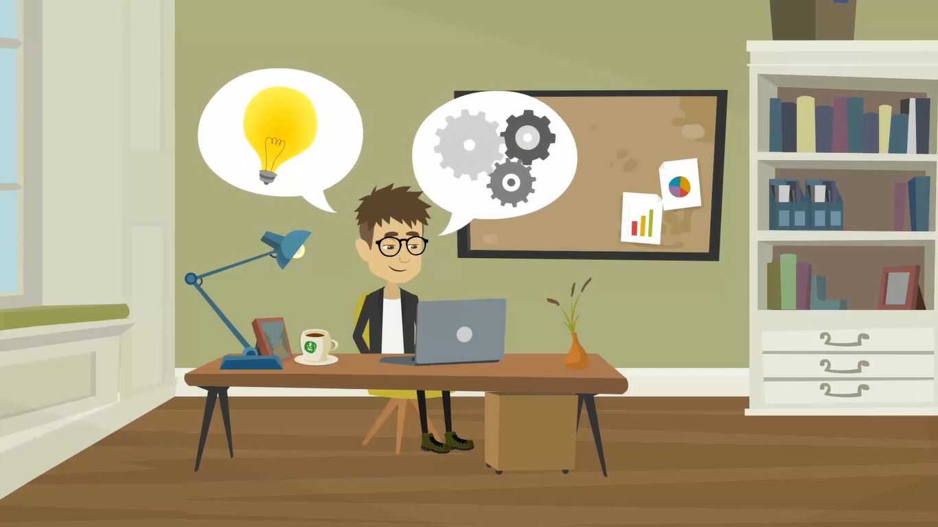 Create a 30 second Marketing Video for your Business with script and voice