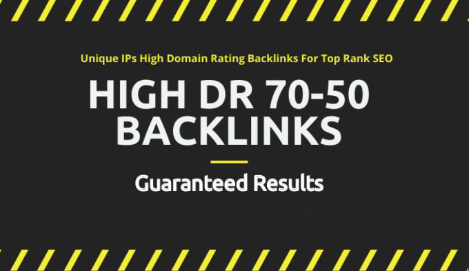 Boosting You Website By Building 3 High Quality DR 50 to 70 Dofollow Authority Backlinks