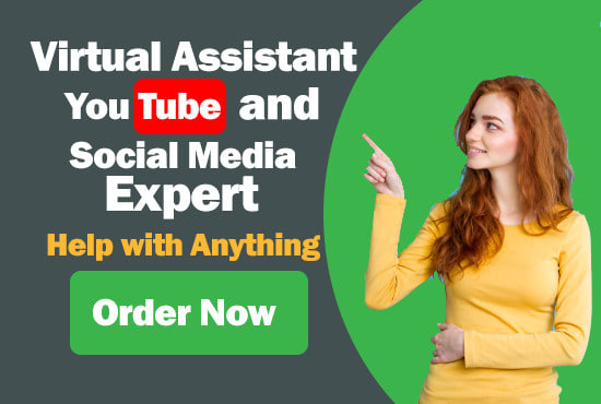 Professional Virtual Assistant - Do Anything From Data Entry To Help Boost Sales
