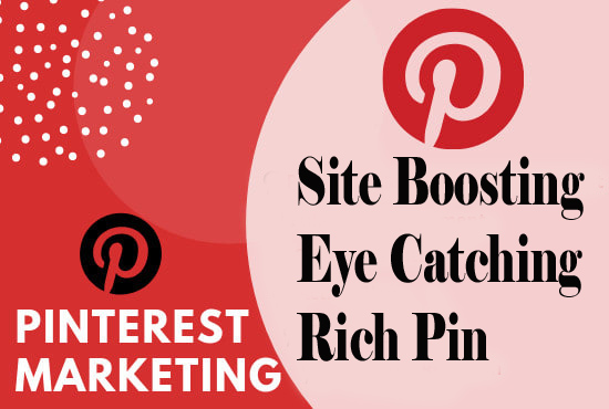 Site Boosting Eye Catching Rich Pinterest Pin In Great Profile Only