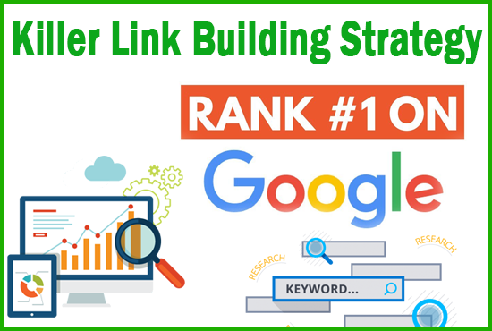 Killer Boost to TOP Google Rankings With High PR Quality and High Authority Link Building Package