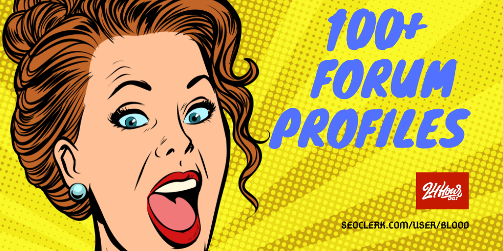 Power Up Your Tier 2 with 100+ Forum Profile Links