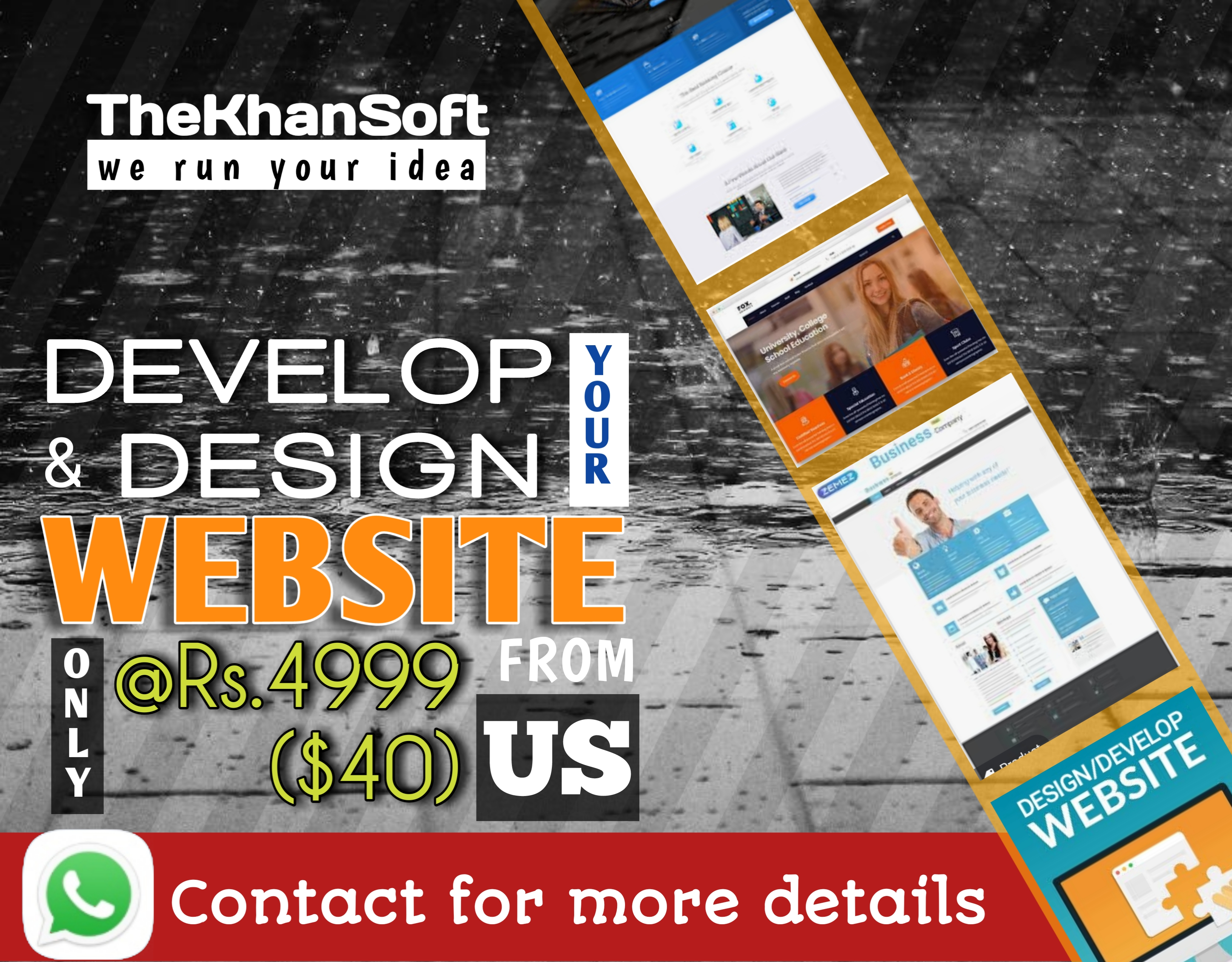 The Cheapest Website Designing and Development