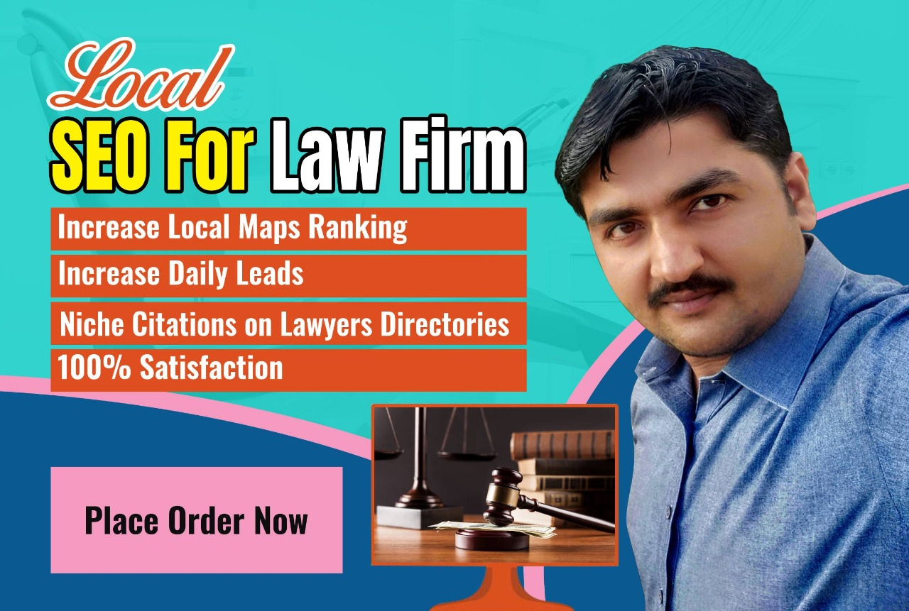 I will create 25 niche citations for law firm SEO