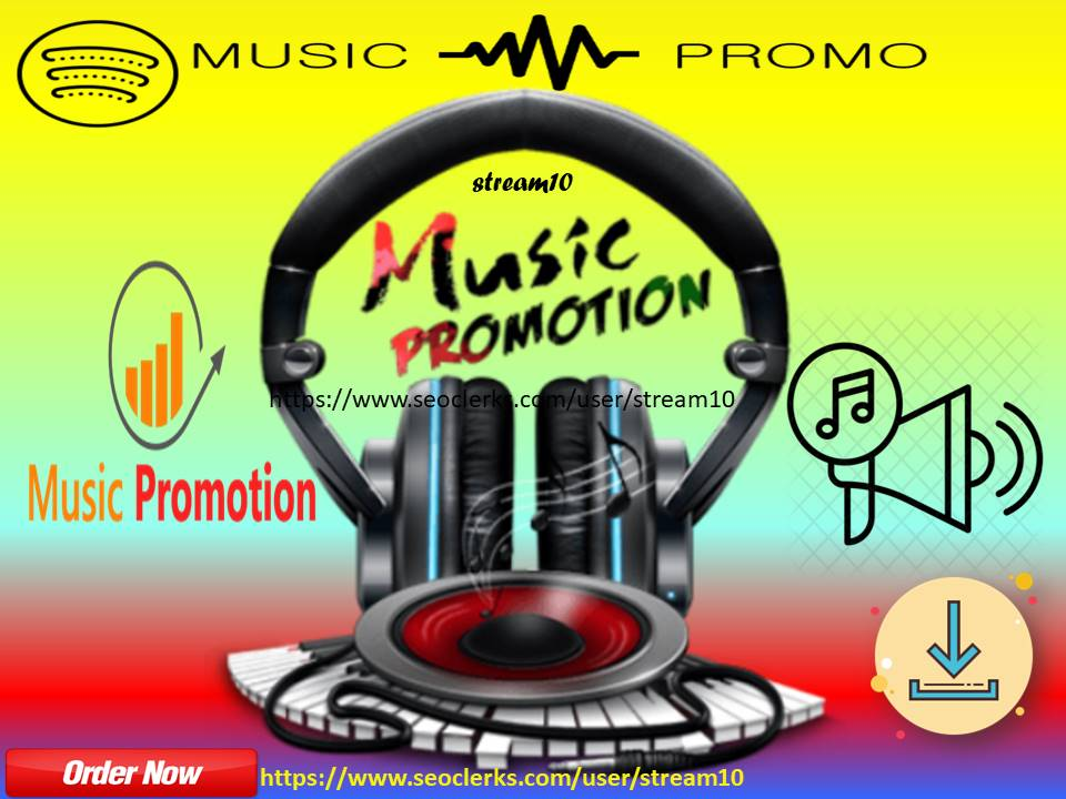 viral organic music promotion musical track Album ARTIST VIDEO channel hip hop playlist band radio