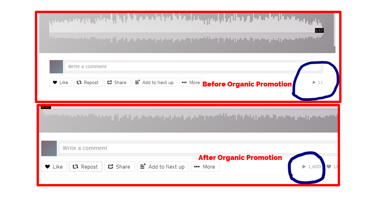 viral organic music promotion musical track Album ARTIST VIDEO channel hip hop playlist band radio