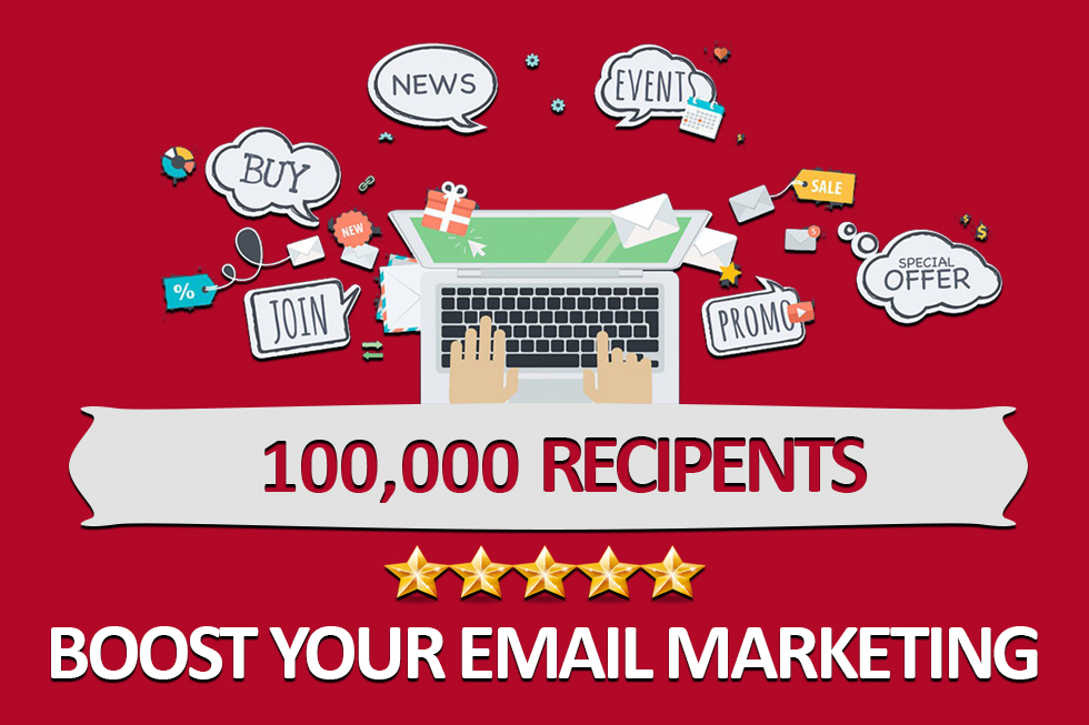 Send 100000 Emails with my Email Server