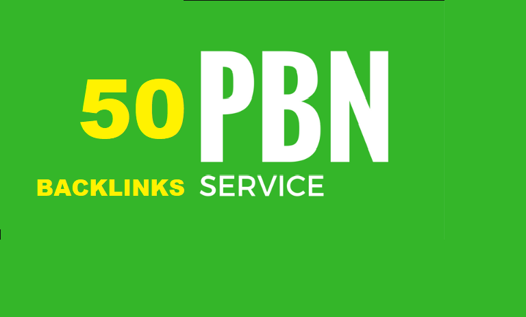 50 PBN Backlinks Main Domain High DA 20+ and TF 20+ site