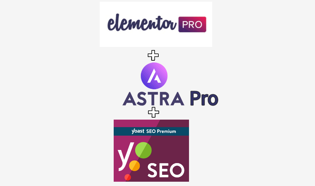 I will give you Elementor Pro,  Astra Pro and Yoast SEO Pro Plugins