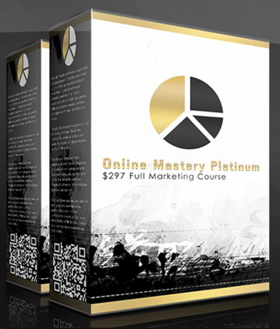 Online Mastery Course Platinum - Underground Course For Youtuber,  Social Media Marketing,  Affiliate