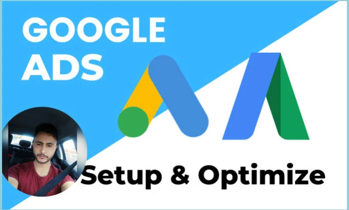 I will setup google adwords campaign for your business