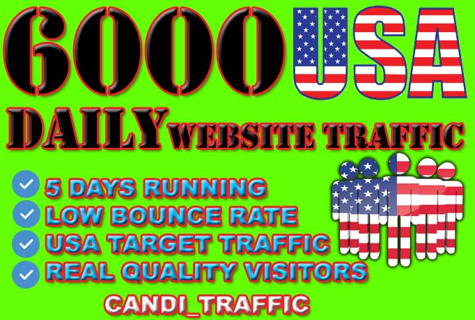DRIVE traffics initially search engine & social network sites