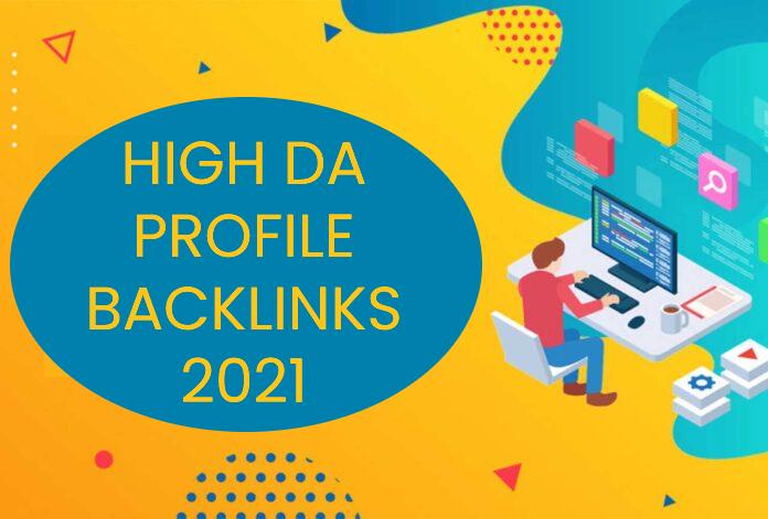 37 Google Dominating Profile Links DA50-DA100