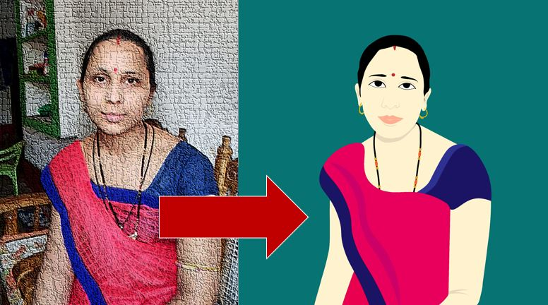 I will Cartoonize your photo in a beautiful way with EPS file