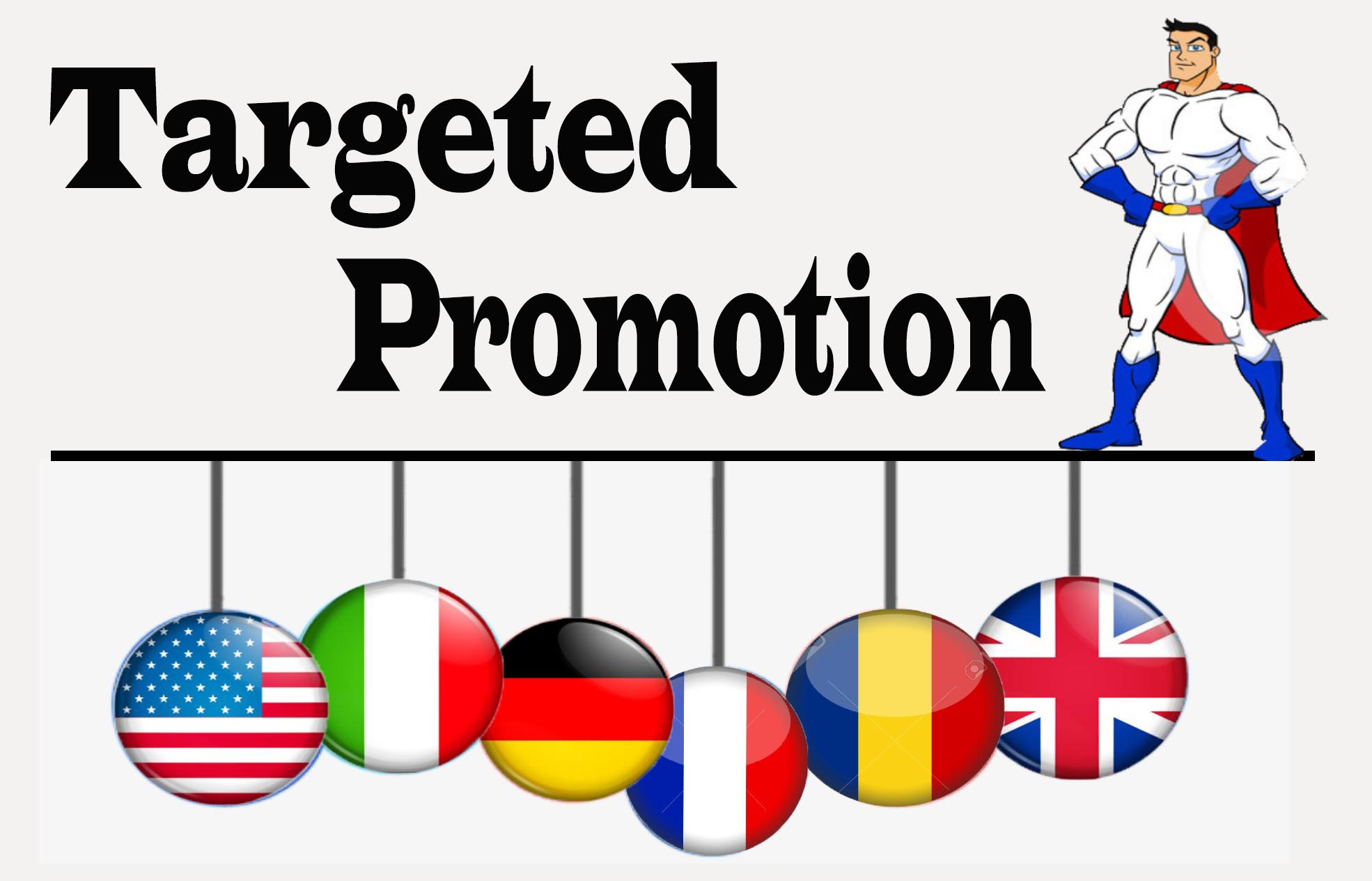 Unlimited TARGETED HQ Social Media Promotions