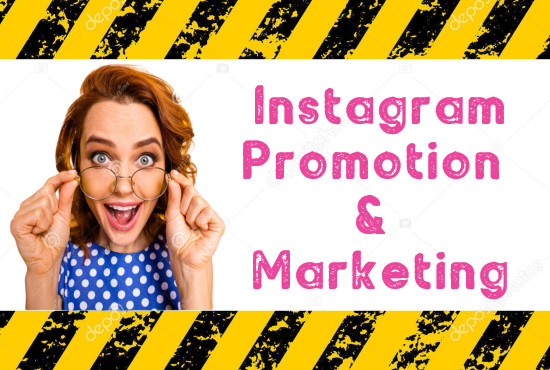 I Will Do Virul instagram promotion and Marketing Expert