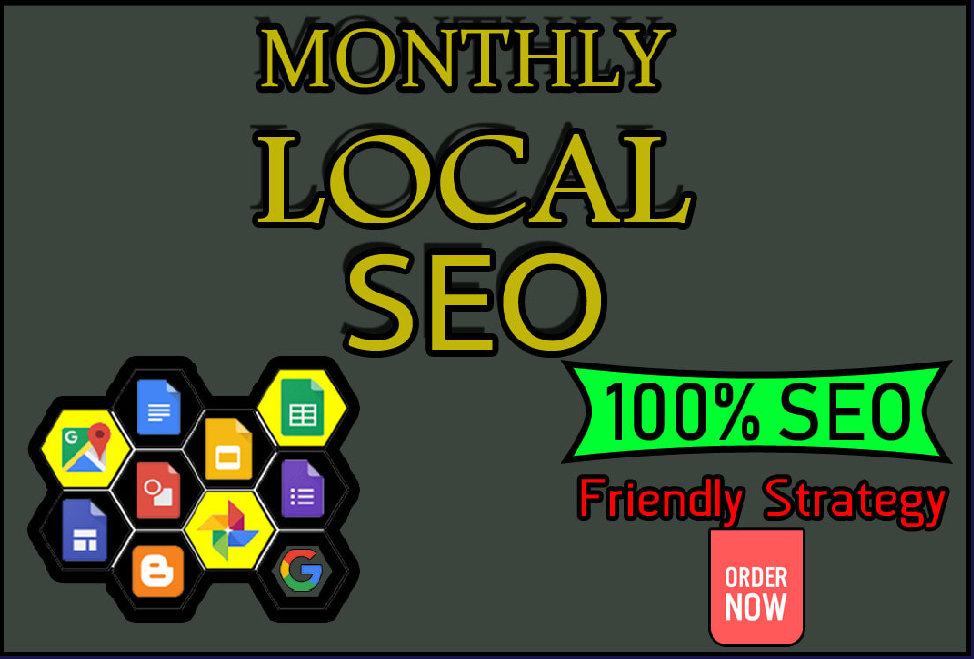 local SEO to rank your website first page of google